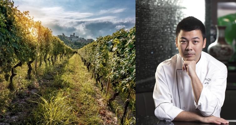 Festive Wine X Dine Series at The Mira: La Spinetta Wine Dinner at Cuisine Cuisine