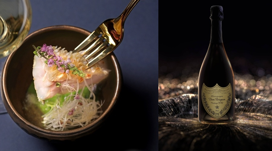 Festive Wine X Dine Series at The Mira: Dom Perignon Omakase Brunch at WHISK